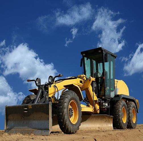 柴油铲运机作业