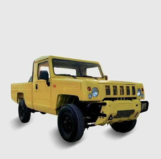 FL-1.5无轨胶轮材料运输车