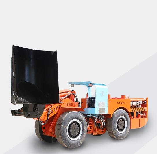 柴油铲运机