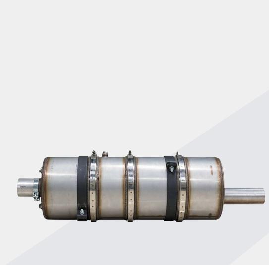 催化型颗粒捕集器