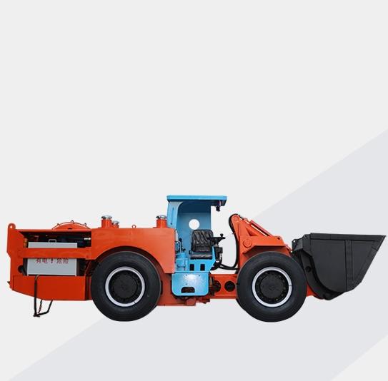 井下电动铲运机