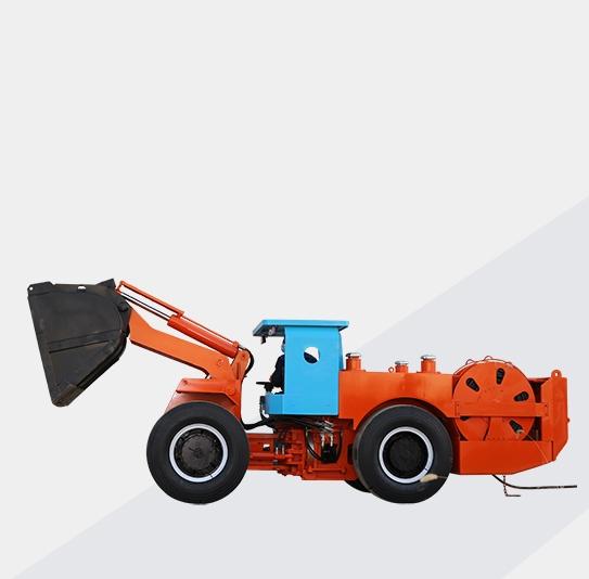 电动铲运机