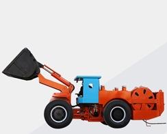 电动铲运机在作业时工作原理是什么?