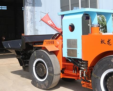 地下电动铲运机技术迅速发展介绍