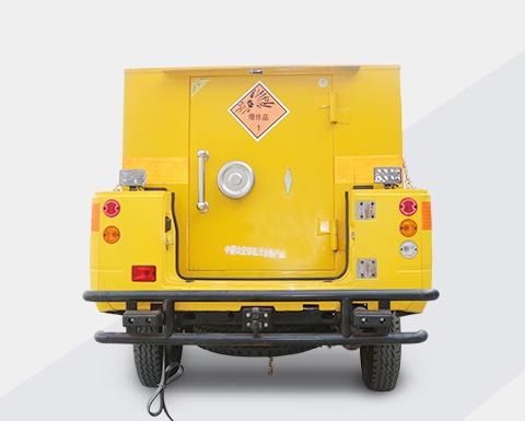 使用混装炸药车的优点有哪些?